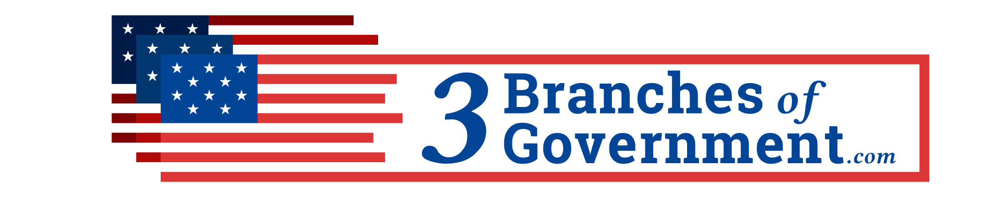 3 branches of government of the United States